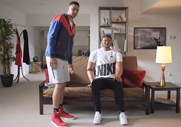 Ben Simmons Stars In Two Hilarious New Foot Locker Commercials