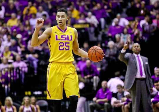 Ben Simmons Signs With Nike