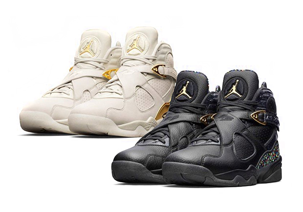 "398b577a8fc Michael Jordan's First Three-peat Celebrated By The Air Jordan 8  ""Championship Pack"""