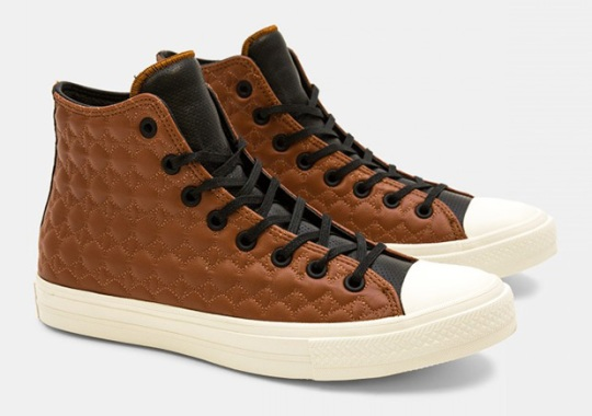 """Converse Chuck Taylor II """"Car Leather"""" Pack"""