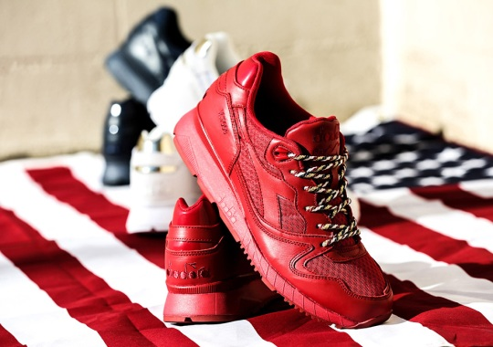 Diadora Presents The Espresso Americano Collection For Independence Day