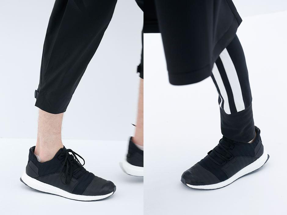 e6b49b470 adidas Y3 Spring Summer 2017 Shoes First Look