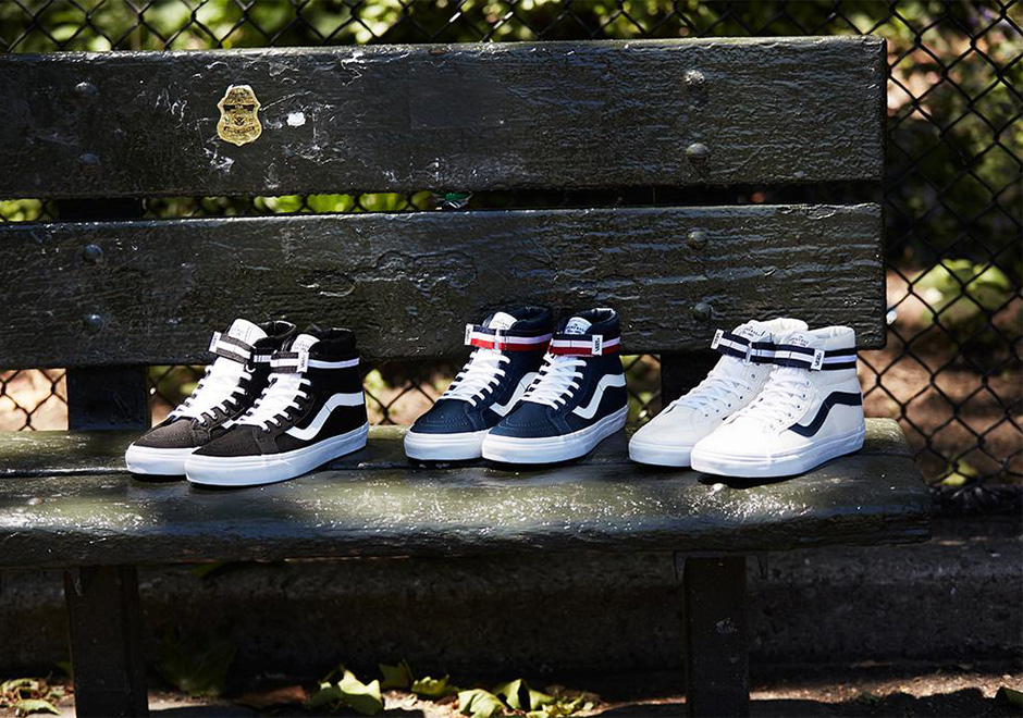 d5eeb99c081 DQM and Vans Release Sk8-Hi Collection Inspired By Early Era Of Skating