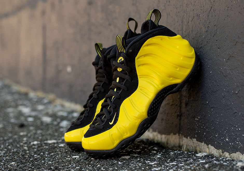 4e4ec624f7d Nike Air Foamposite One Optic Yellow Price and Release Info ...