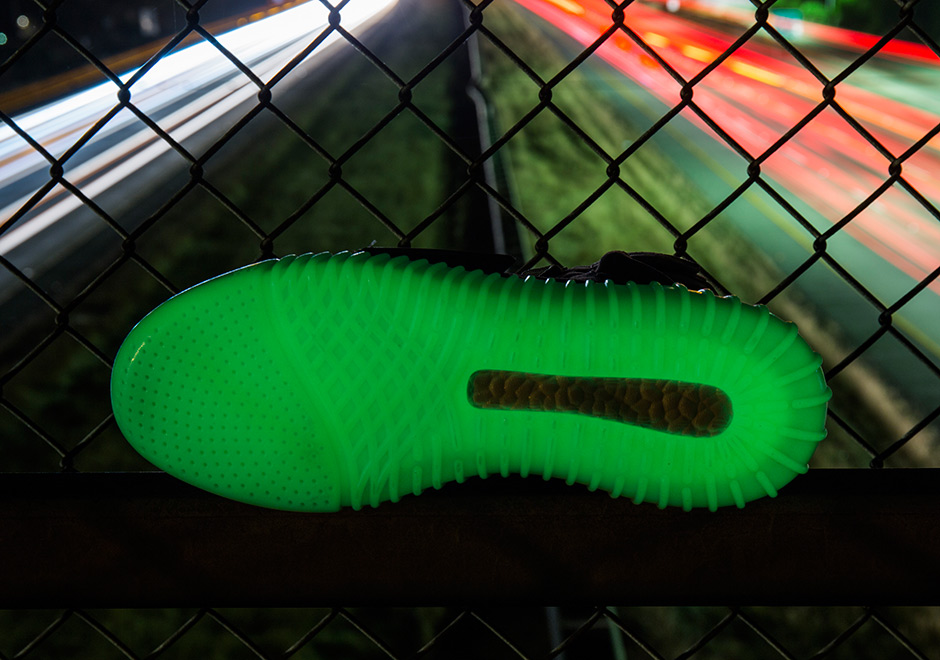 9b9153a2d adidas Yeezys 750 - Glow In The Dark