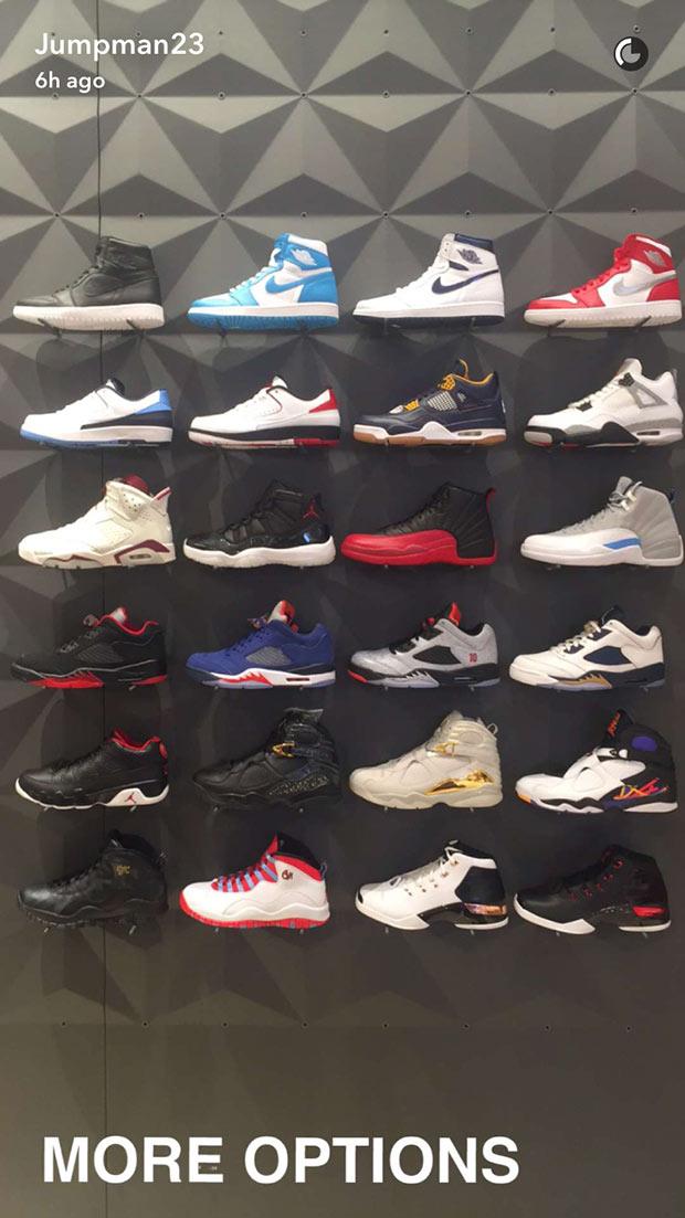Shopping Baskets Air Jordan