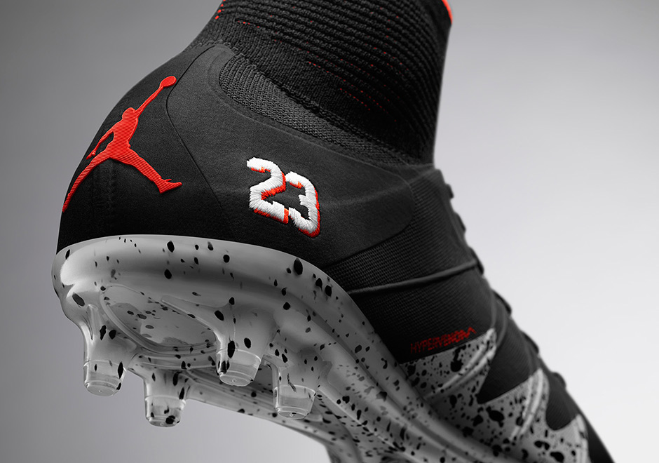 Jordan And Neymar Come Together For A Nike Football Boot Fit For Dangerous Scorers
