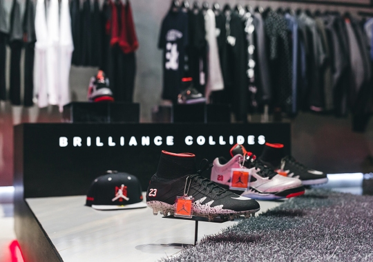 Concepts NYC Releases Jordan x Neymar Collection Early