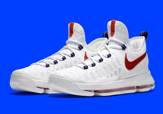 "Nike KD 9 ""USA"" Releases On July 1st"