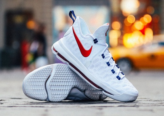 "The Nike KD 9 ""Premiere"" Releases Today In NYC"