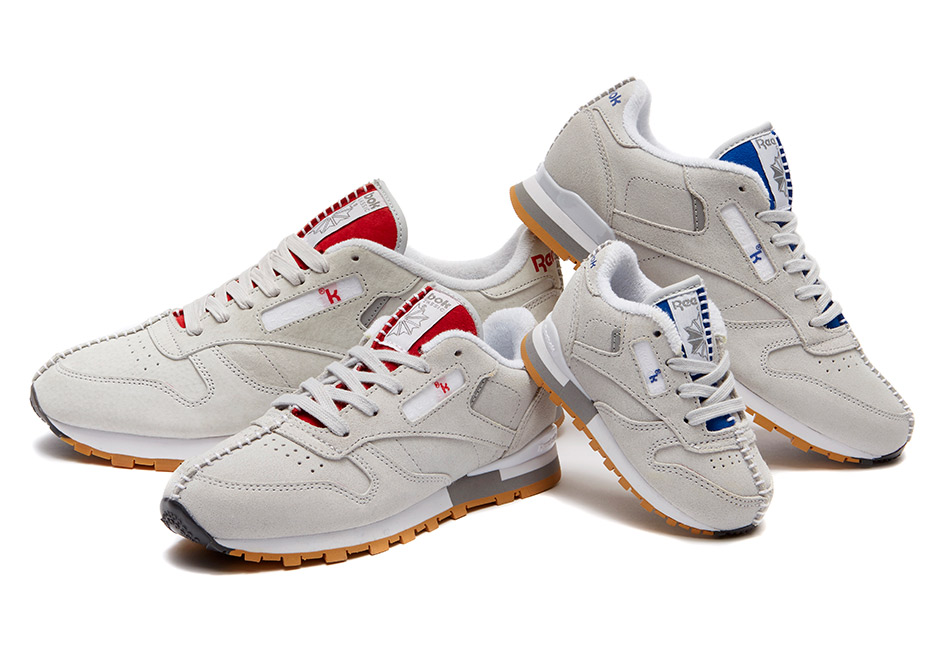 eac05736982f Kendrick Lamar x Reebok Classic Leather July 2016