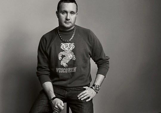 Nike To Collaborate With Louis Vuitton Designer Kim Jones