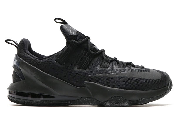 nike lebron 13 low black