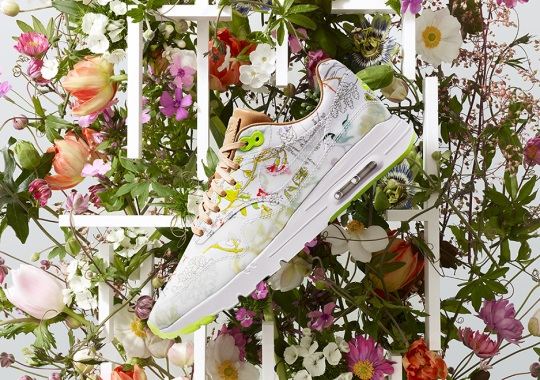 Liberty And Nike Return For A Summer 2016 Footwear Collection