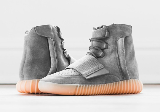 "Everything You Need To Know About Tomorrow's Yeezy Boost 750 ""Light Grey"" Release"