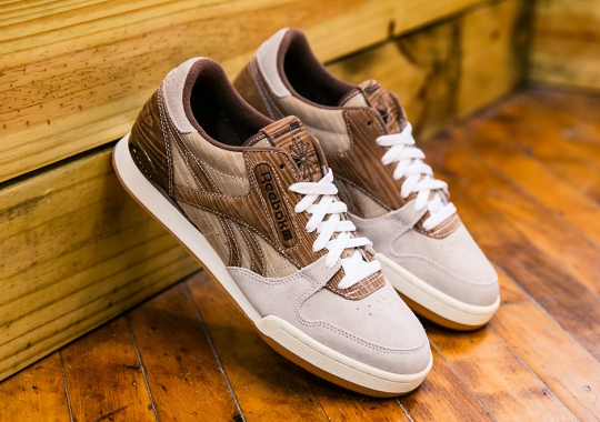 mita Sneakers Teams Up with Reebok For the Phase 1 Pro Celebrating Tennis History