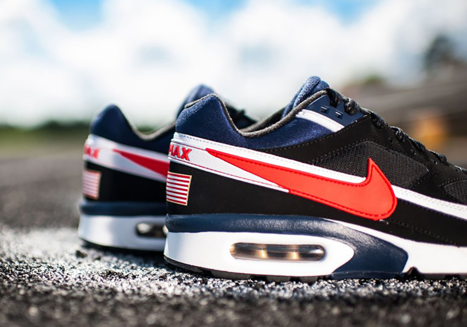 first look wholesale new arrivals Nike Air Classic BW USA Olympic | SneakerNews.com