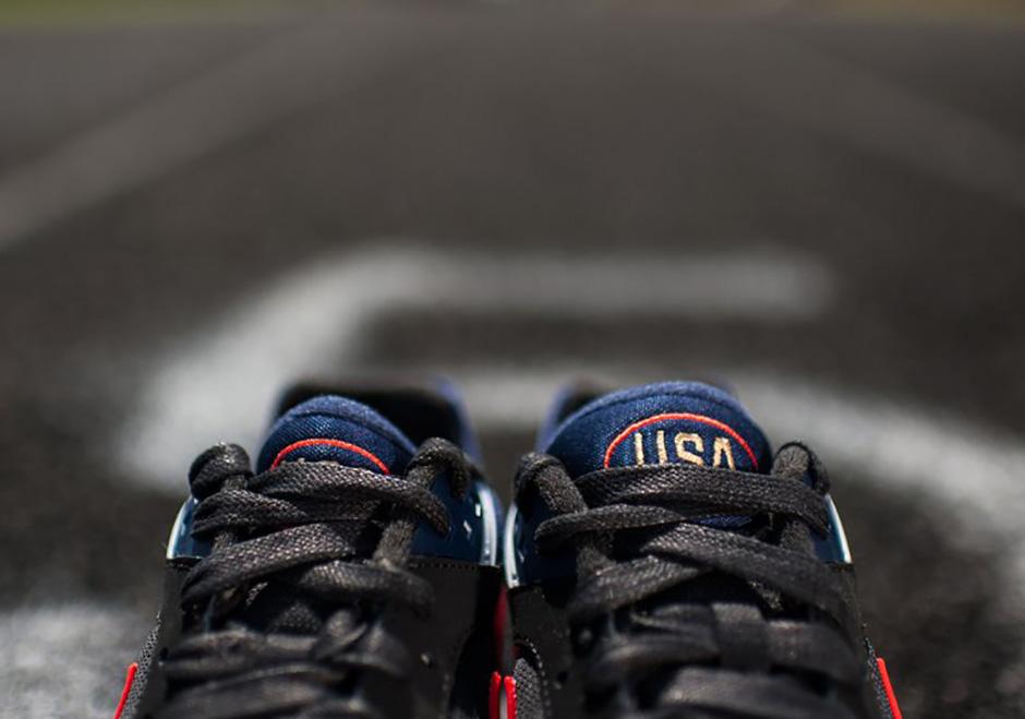 quality design 47eeb fafd9 ... sale nike air classic bw usa olympic sneakernews e974e 1c4ab