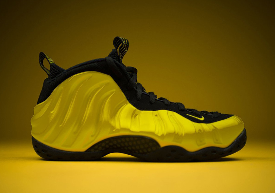 ea993dcc771e Nike Foamposite One Optic Yellow 314996-701