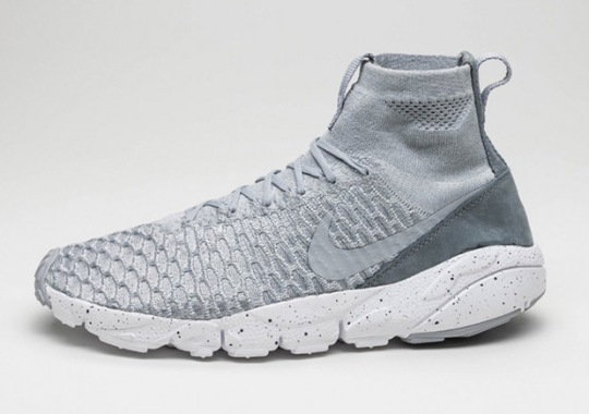 "Nike Footscape Magista Flyknit ""Wolf Grey"""