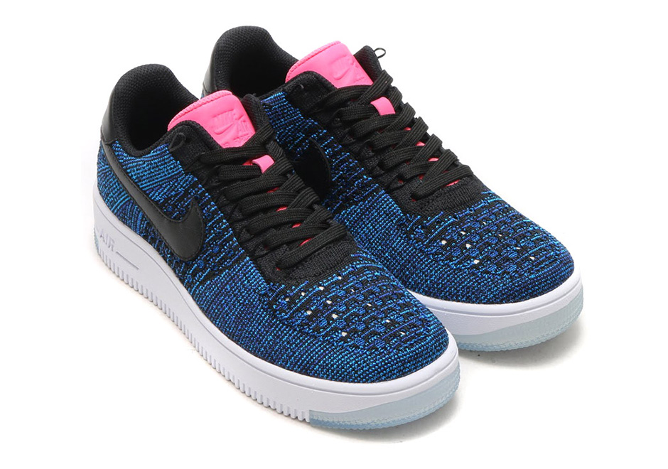 nike air force 1 flyknit womens summer 2016 preview. Black Bedroom Furniture Sets. Home Design Ideas