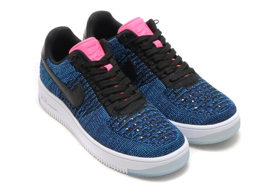 Nike Air Force 1 Flyknit – Womens Summer 2016 Preview