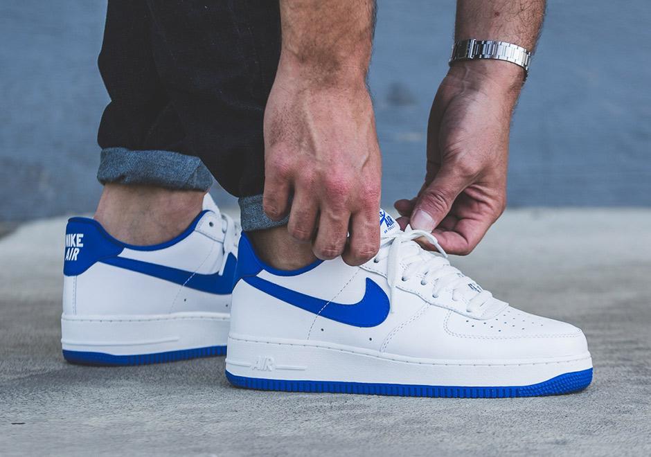 super popular 993b4 4338a Nike Air Force 1 Low QS 845053-102 | SneakerNews.com
