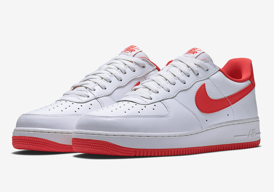 bf3b5679 More Colorways Of The Nike Air Force 1 Low QS Are Releasing