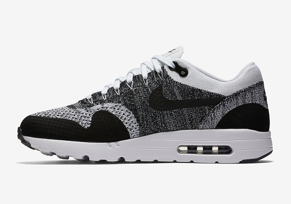 nike air max 1 flyknit dames