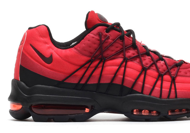 nike air max 95 ultra se gym red 845033 600 sneakernews com