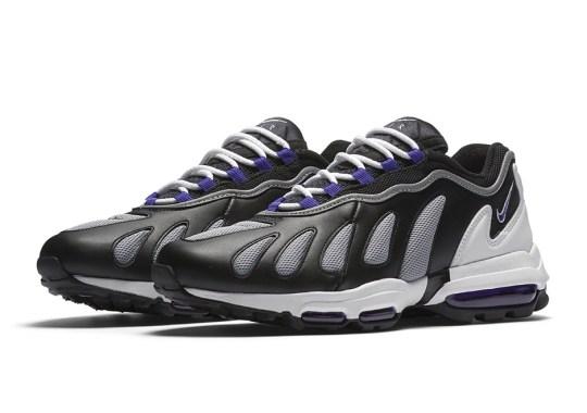 The Nike Air Max 96 Returns Missing A Major Original Detail