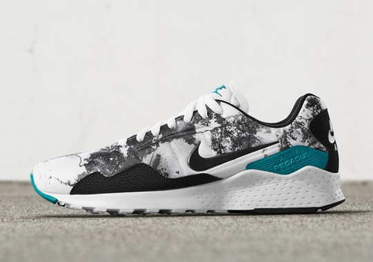 Nike Combines The '92 Pegasus With Contemporary Design