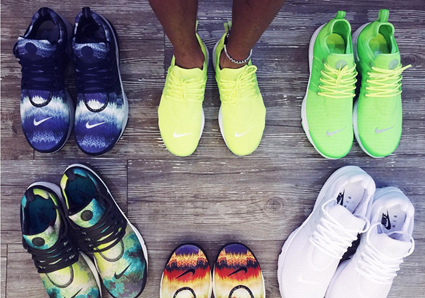 Nike Air Presto gradient