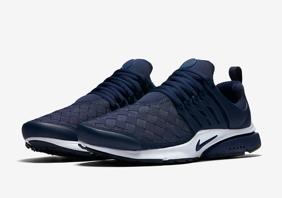 100% genuine casual shoes wholesale dealer official nike air presto grau woven 4b3e8 d269d