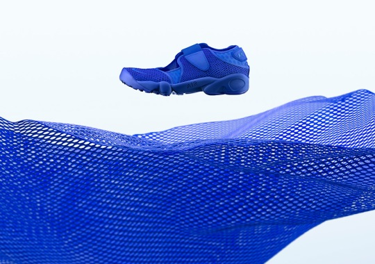 Nike Unveils The Air Rift Breathe
