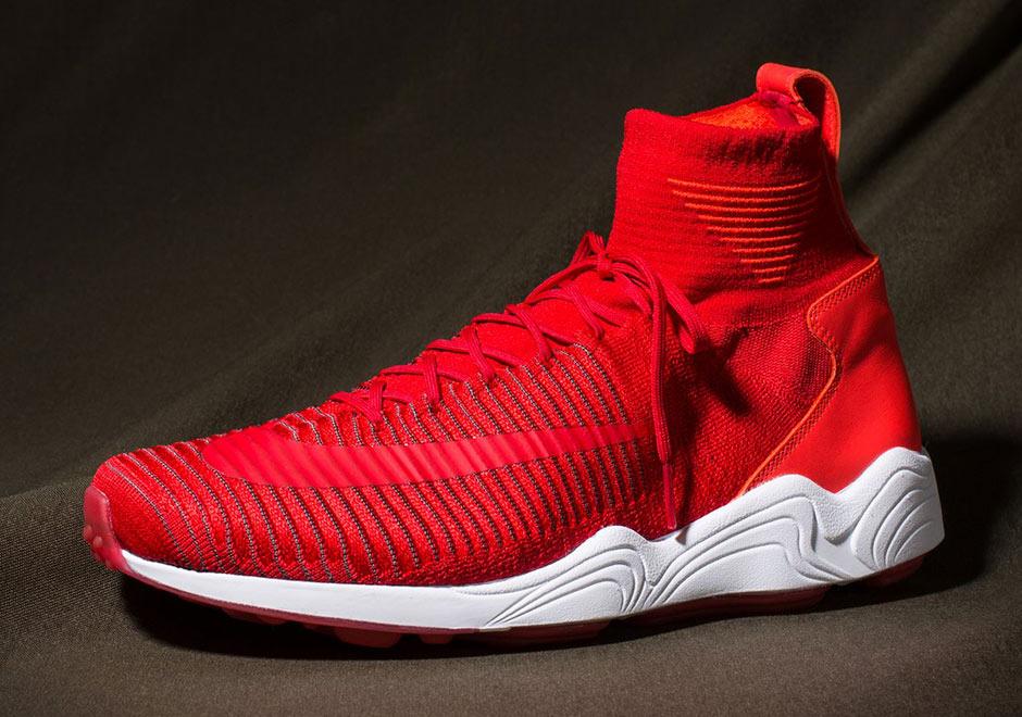 Nike Flyknit Mercurial