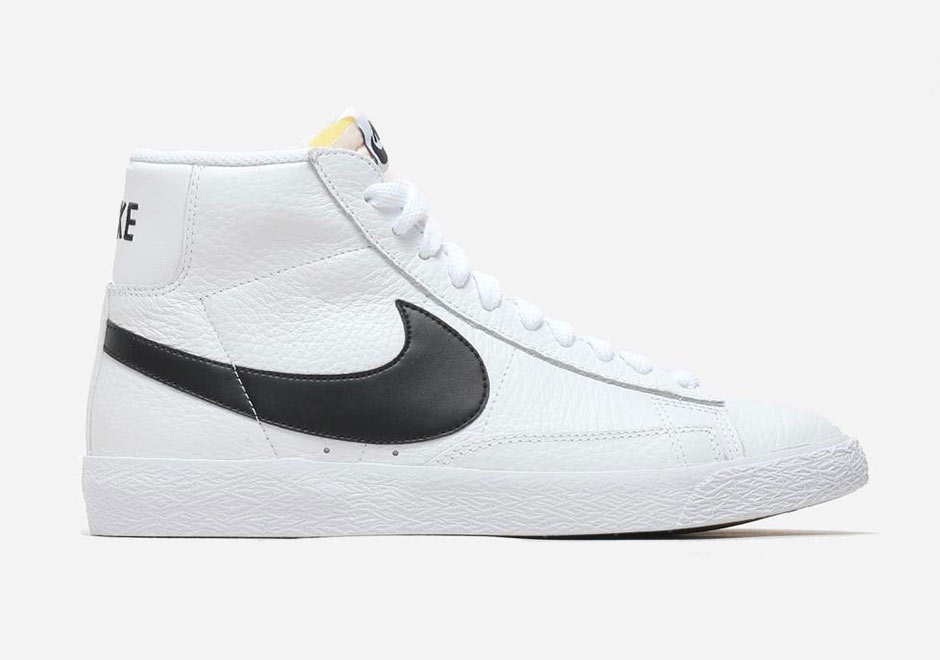 quality design e3723 fd4b9 Nike Retros Two Original Blazer Mid Colorways - SneakerNews.