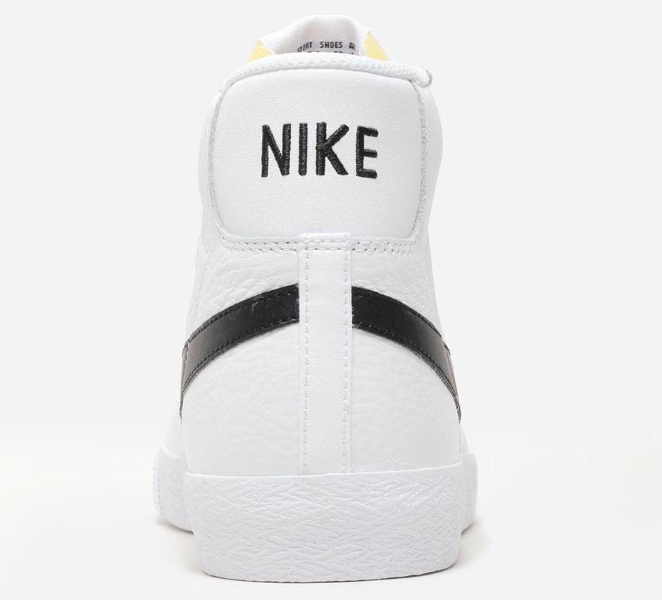 Chaussures Nike Blazers Blancs D'origine HOIdF7RR