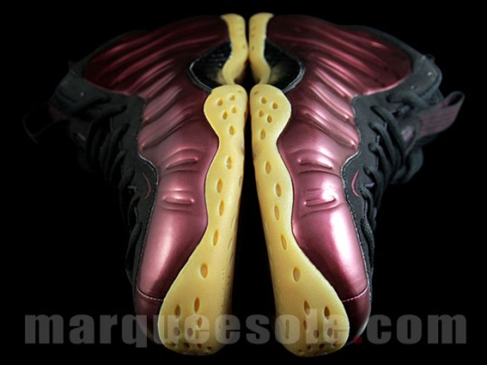 "Nike Air Foamposite One ""Maroon/Gum"" To Release Holiday 2016"