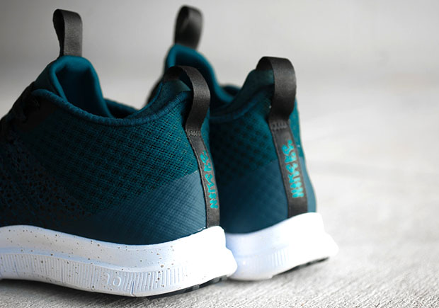 2719b8e2bffe Nike Free Hypervenom 2 FC. Color  Midnight Turquoise Black White Price    130. Advertisement