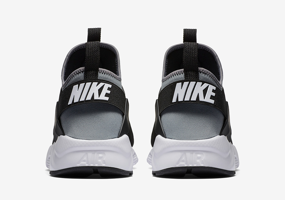 Nike Huarache Black And Grey  5ec38fd050