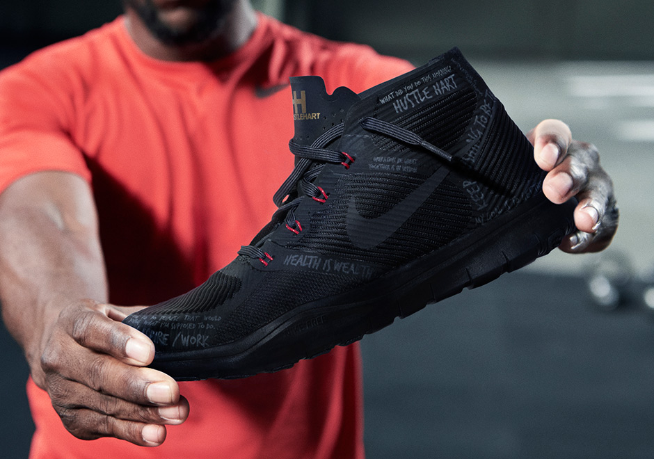 75ced4777765 Kevin Harts Nike Hustle Hart Shoes Release This Weekend