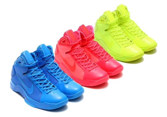 Nike's Original Hyperdunk From 2008 Is Returning In Bright Neon Colors
