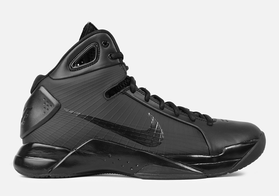 Nike Hyperdunk 08 Black