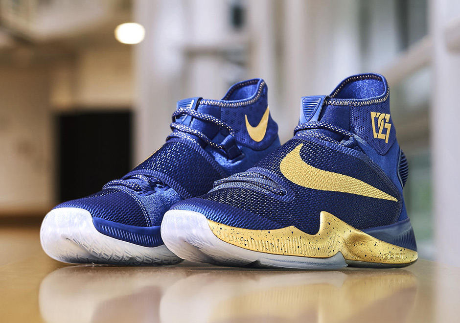 watch 2be9a 4bb67 Draymond Green Has Monster Game 2 In Nike HyperRev 2016 PE