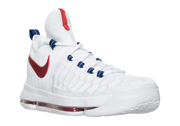 "b6123c174424 Kevin Durant To Lace Up Nike KD 9 ""USA"" At 2016 Olympics"