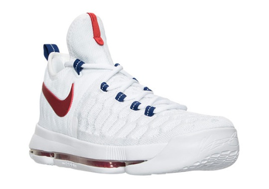 "Kevin Durant To Lace Up Nike KD 9 ""USA"" At 2016 Olympics"