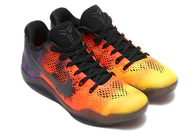 The Next Nike Kobe 11 Release Features Sunset Graphics