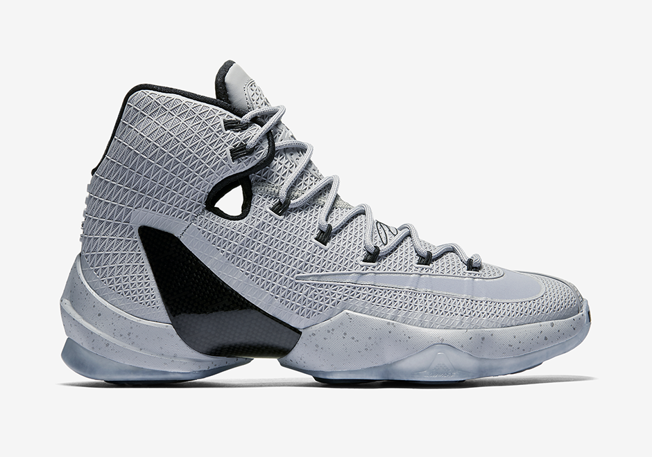Nike LeBron 13 Elite Wolf Grey 864942-001  d92cf2f89