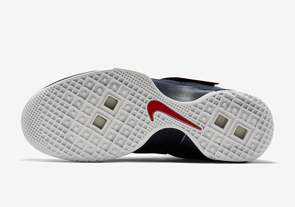 save off 59b4c 3c618 Nike LeBron Soldier 10 Olympic USA 844379-416   SneakerNews.com